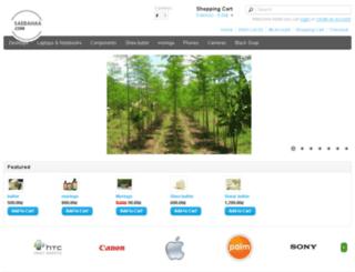 saebahaa.com screenshot