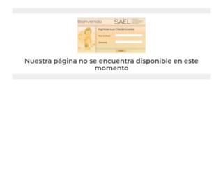 sael.inea.gob.mx screenshot