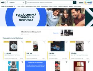 saenzpena.olx.com.ar screenshot