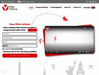 safa.virgo-sy.com screenshot