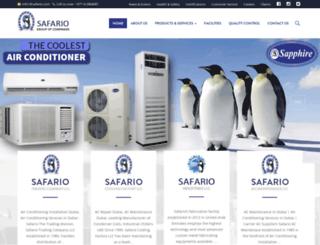 safario.com screenshot