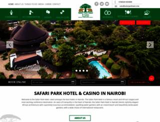 safaripark-hotel.com screenshot