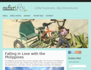 safariroo.com screenshot