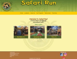 safarirun.com screenshot