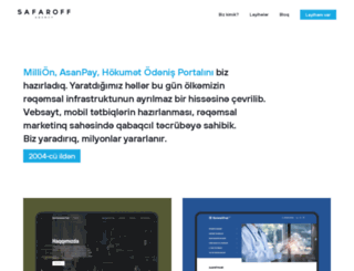 safaroff.com screenshot