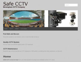 safe-cctv.co.uk screenshot
