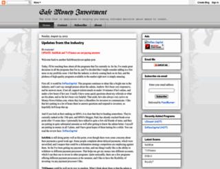 safe-money-invest.blogspot.com screenshot