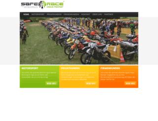 safe-racing.de screenshot