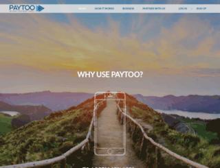 safe.paytoo.com screenshot