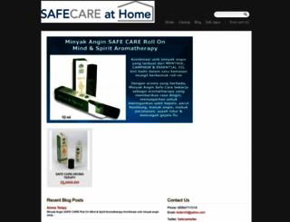 safecare.myshopify.com screenshot