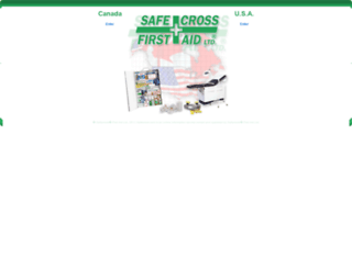safecross.com screenshot