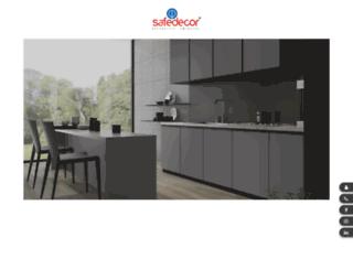 safedecor.com screenshot