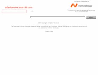 safedownloadsrus198.com screenshot