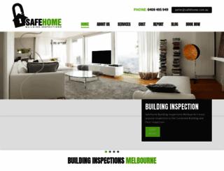 safehome.com.au screenshot