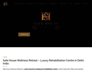 safehouse.co.in screenshot