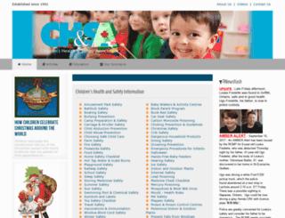 safekid.org screenshot