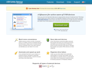 safelyremove.com screenshot