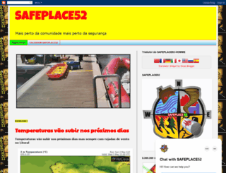safeplace52.blogspot.pt screenshot