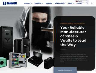 safesworld.com screenshot