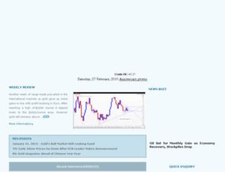 safetradeadvisors.com screenshot