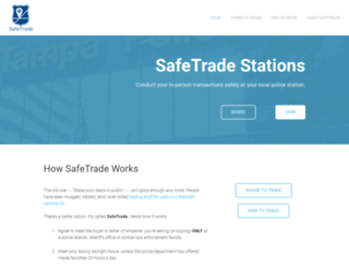 safetradestations.com screenshot