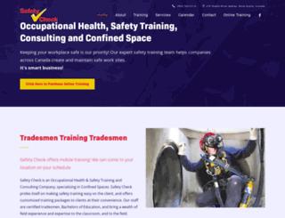 safetycheck.ca screenshot