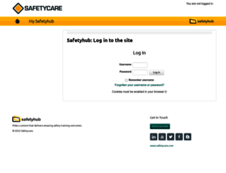 safetyhub.com screenshot