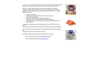 safetykitstore.com screenshot