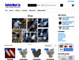 safetymart.in screenshot