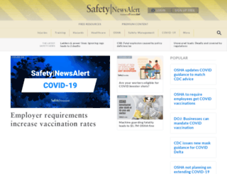 safetynewsalert.com screenshot