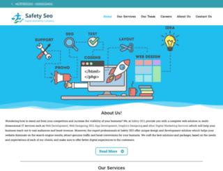 safetyseo.com screenshot