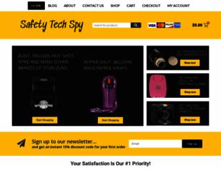 safetytechspy.com screenshot