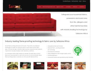 safezoneafrica.com screenshot
