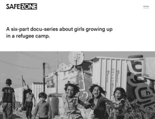 safezonefilm.com screenshot