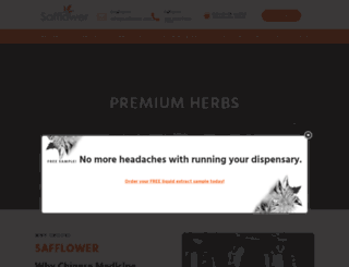 safflower.com.au screenshot