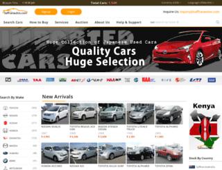 saffranautos.com screenshot