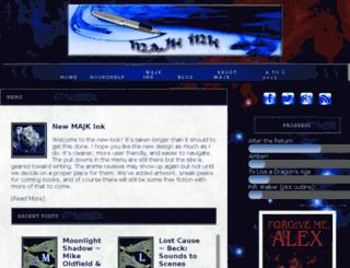 safireblade.com screenshot