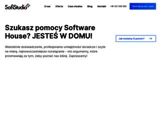 safistudio.pl screenshot