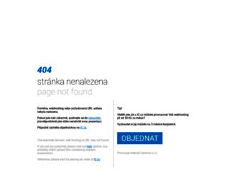 safrad.own.cz screenshot
