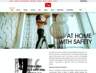 sagarasia.com screenshot