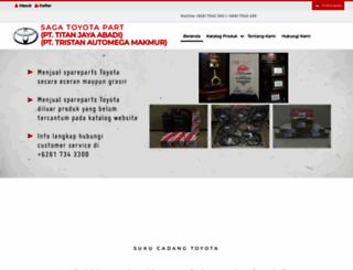 sagatoyota.com screenshot