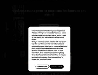 sage.com screenshot