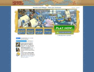 sage.puzzlepirates.com screenshot