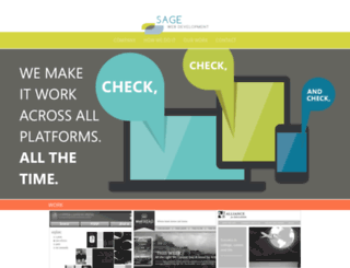 sagecomputerservices.com screenshot