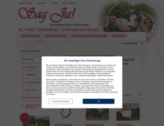 sagja.org screenshot