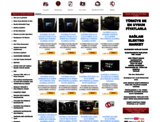 saglamelektronik.com screenshot