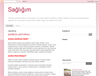 sagligim.org screenshot