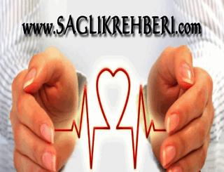 saglikrehberi.com screenshot
