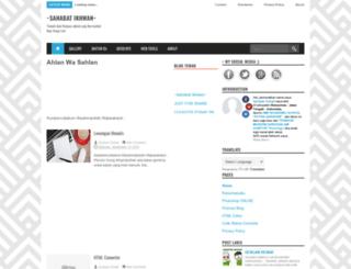 sahabatakhi.blogspot.com screenshot