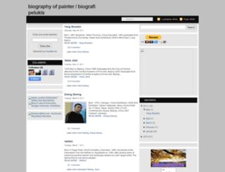 sahabatseni.blogspot.com screenshot